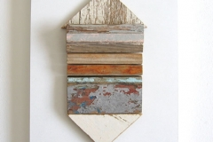 Small Driftwood Panel 8