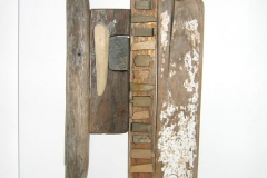 Small Driftwood Panel 5