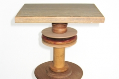 Small Occasional Table - Round Base